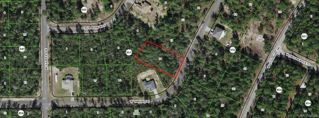 4155 W Thrush Drive, Citrus Springs, FL 34433 (MLS #800284) :: Plantation Realty Inc.