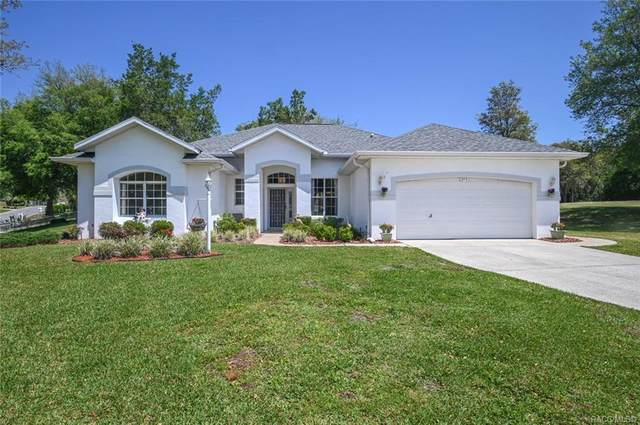 349 W Crestmont Court, Beverly Hills, FL 34465 (MLS #800286) :: Plantation Realty Inc.