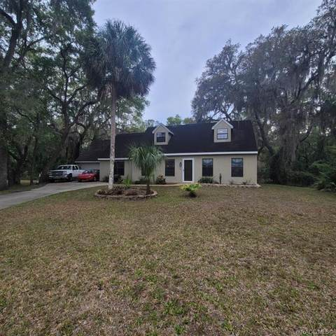 11404 W Indian Woods Path, Crystal River, FL 34428 (MLS #800314) :: Plantation Realty Inc.