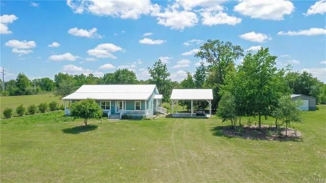 10733 S Zeppelin Terrace, Floral City, FL 34436 (MLS #800315) :: Plantation Realty Inc.