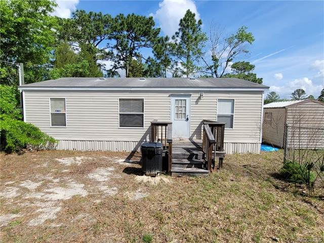 4065 N Rosebud Point, Crystal River, FL 34428 (MLS #800318) :: Plantation Realty Inc.