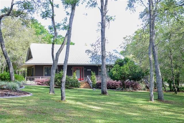 3948 E Twelve Oaks Place, Hernando, FL 34442 (MLS #800322) :: Dalton Wade Real Estate Group