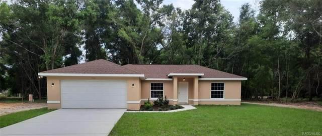 8486 E Hampton Point Road, Inverness, FL 34450 (MLS #800324) :: Plantation Realty Inc.