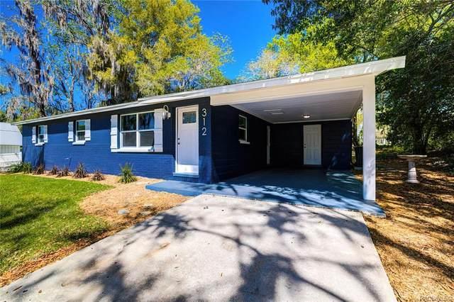 312 W Hill Street, Inverness, FL 34452 (MLS #800326) :: Plantation Realty Inc.
