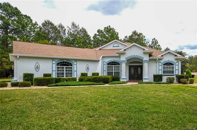 5787 N Killeen Terrace, Beverly Hills, FL 34465 (MLS #800329) :: Plantation Realty Inc.