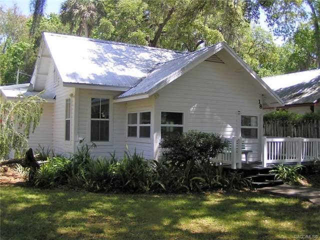 18 61st Street, Yankeetown, FL 34498 (MLS #800332) :: Dalton Wade Real Estate Group