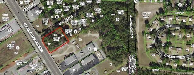 6658 W Ganett Place, Crystal River, FL 34429 (MLS #800335) :: Plantation Realty Inc.
