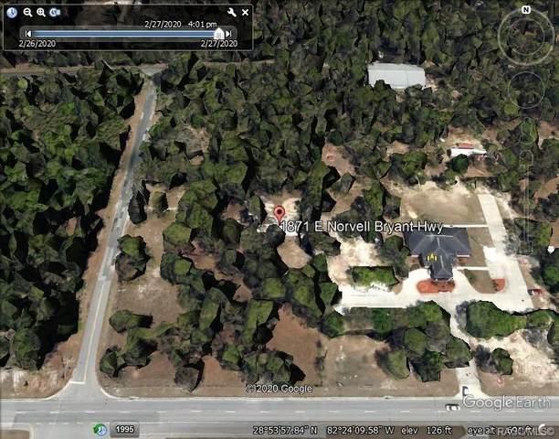 1871 E Norvell Bryant Highway, Hernando, FL 34442 (MLS #800337) :: Plantation Realty Inc.