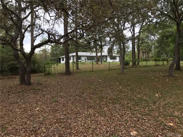 22 Salisbury Terrace, Lecanto, FL 34461 (MLS #800346) :: Dalton Wade Real Estate Group