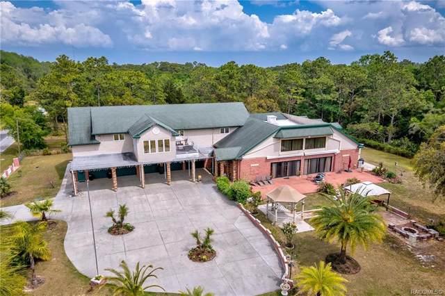 8022 W Grove Street, Homosassa, FL 34446 (MLS #800358) :: Dalton Wade Real Estate Group