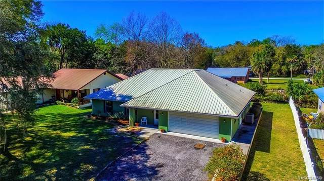 28 Framlingham Drive, Inglis, FL 34449 (MLS #800371) :: Dalton Wade Real Estate Group
