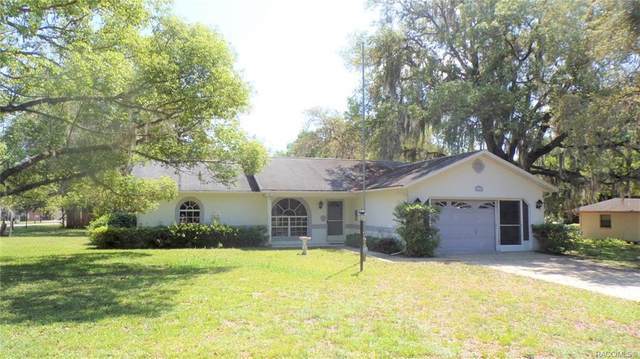 1128 W Bloomfield Drive, Inverness, FL 34453 (MLS #800383) :: Dalton Wade Real Estate Group