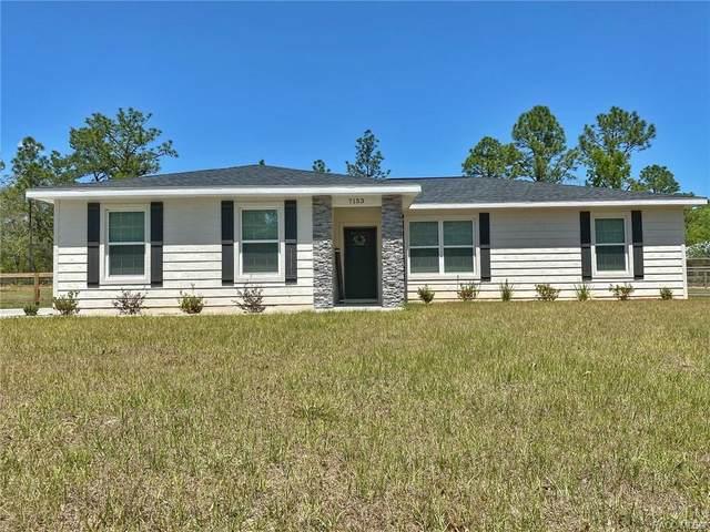 7153 N Heather Drive, Citrus Springs, FL 34433 (MLS #800389) :: Dalton Wade Real Estate Group