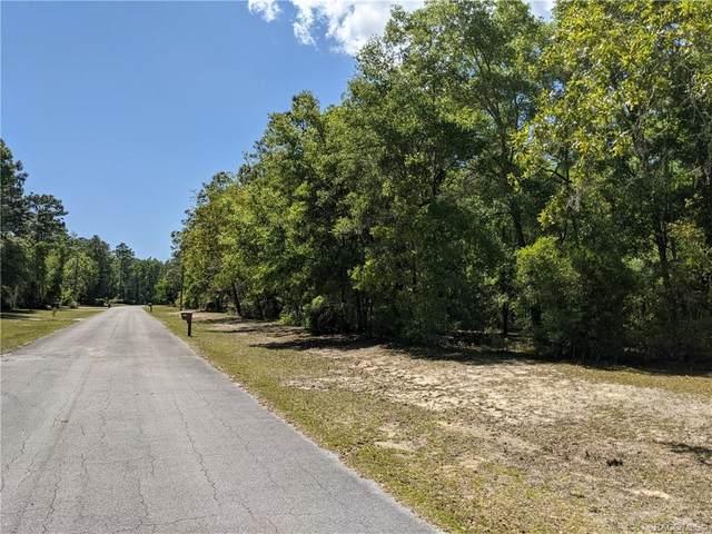 2747 W Blackwood Drive, Beverly Hills, FL 34465 (MLS #800395) :: Plantation Realty Inc.