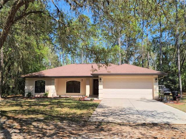 3755 S Plover Avenue, Inverness, FL 34450 (MLS #800466) :: Plantation Realty Inc.