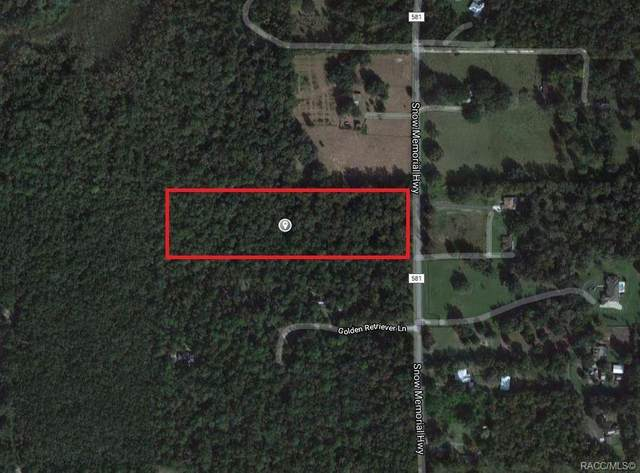 0 Snow Memorial Highway, Brooksville, FL 34601 (MLS #800469) :: Plantation Realty Inc.
