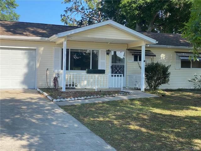 10973 SW 78th Court, Ocala, FL 34476 (MLS #800511) :: Plantation Realty Inc.