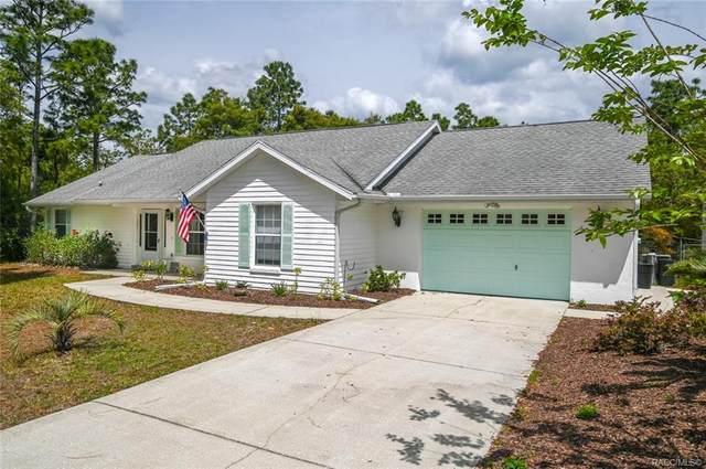 5323 W Yuma Lane, Beverly Hills, FL 34465 (MLS #800562) :: Plantation Realty Inc.