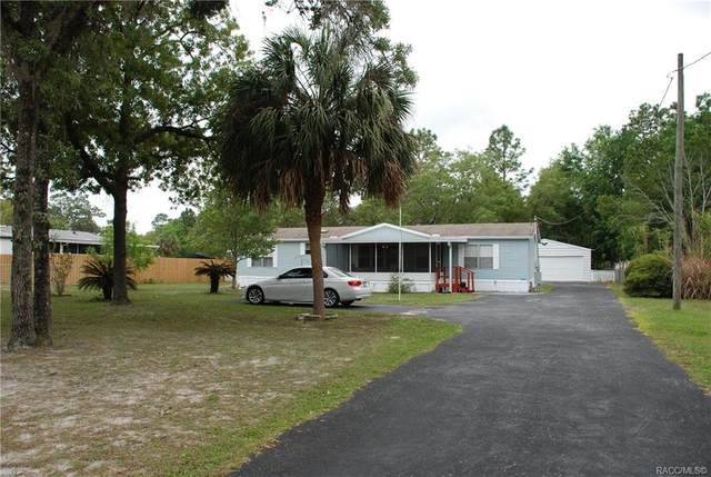 3446 S Lee Way, Homosassa, FL 34448 (MLS #800570) :: Plantation Realty Inc.