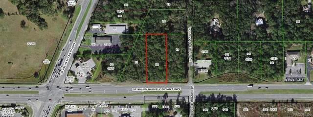 2853 W Norvell Bryant Highway, Lecanto, FL 34461 (MLS #800599) :: Plantation Realty Inc.