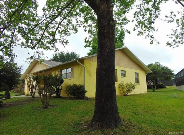 3436 N Sunrose Path, Beverly Hills, FL 34465 (MLS #800603) :: Plantation Realty Inc.