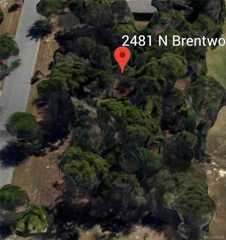 2487 N Brentwood Circle, Lecanto, FL 34461 (MLS #800622) :: Plantation Realty Inc.