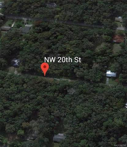 00 NW 20th Street, Crystal River, FL 34428 (MLS #800623) :: Plantation Realty Inc.