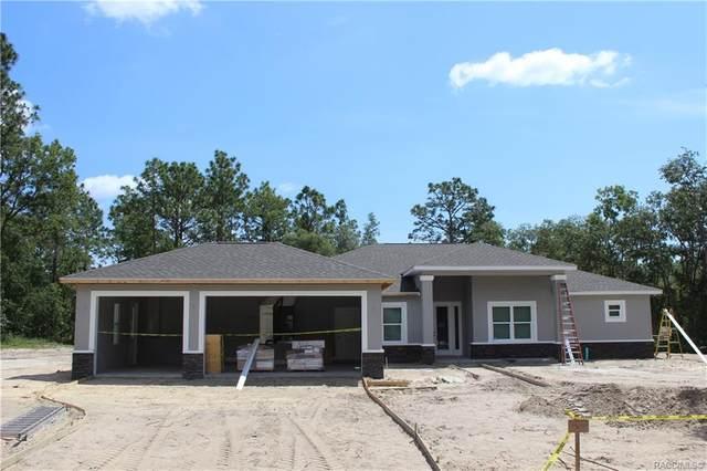 5925 N Maroon Way, Beverly Hills, FL 34465 (MLS #800642) :: Plantation Realty Inc.