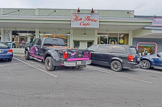 206 Tompkins Street, Inverness, FL 34450 (MLS #800645) :: Plantation Realty Inc.
