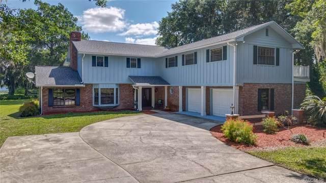2905 S Circle Drive, Inverness, FL 34450 (MLS #800690) :: Plantation Realty Inc.