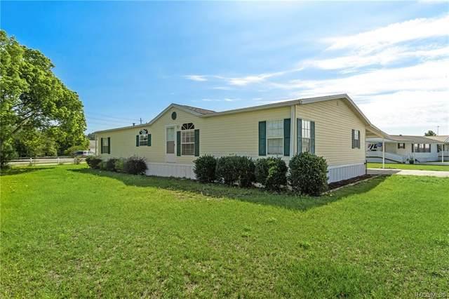 1260 NW 12th Lane, Lake Panasoffkee, FL 33538 (MLS #800739) :: Plantation Realty Inc.