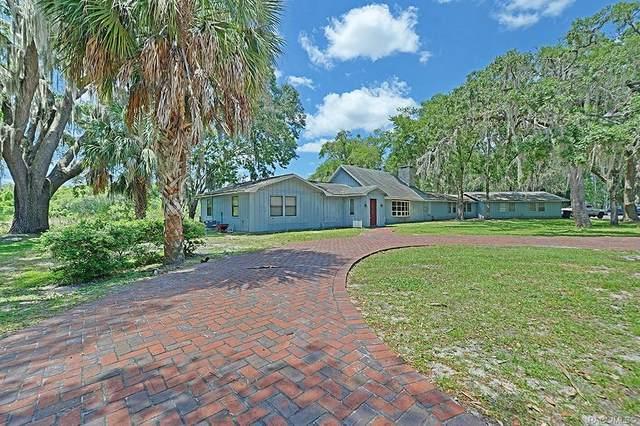 7715 E Allen Drive, Inverness, FL 34450 (MLS #800745) :: Plantation Realty Inc.
