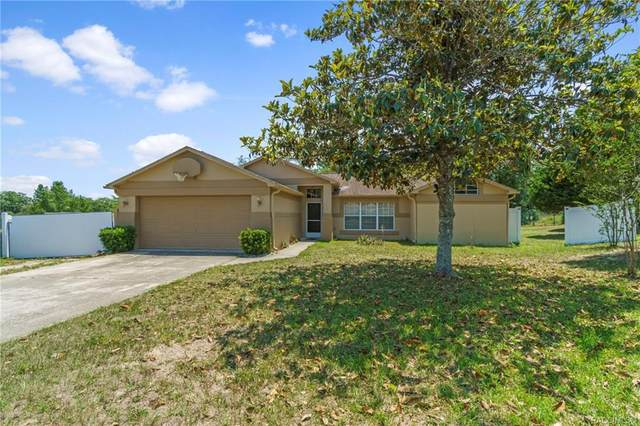 31 N Pizarro Point, Lecanto, FL 34461 (MLS #800758) :: Plantation Realty Inc.