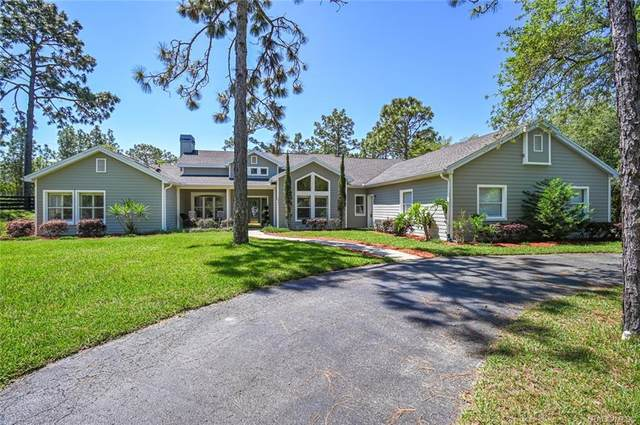 4602 W Casper Lane, Beverly Hills, FL 34465 (MLS #800769) :: Plantation Realty Inc.