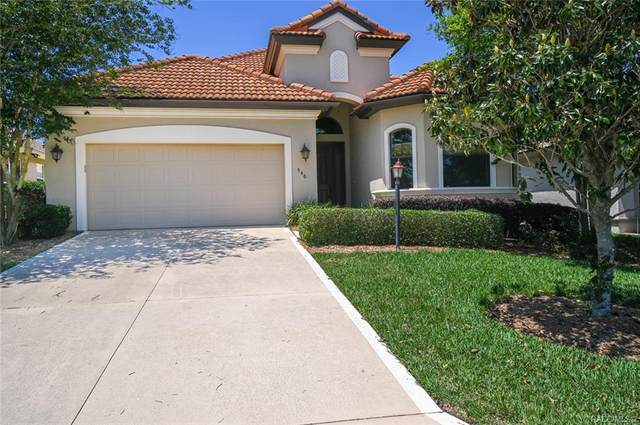 546 W Doerr Path, Hernando, FL 34442 (MLS #800775) :: Plantation Realty Inc.