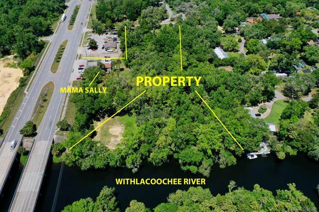 137 19 Highway S, Inglis, FL 34449 (MLS #800816) :: Plantation Realty Inc.