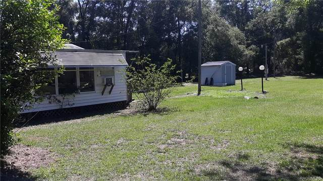 19831 SE 115 Street, Inglis, FL 34449 (MLS #800854) :: Plantation Realty Inc.