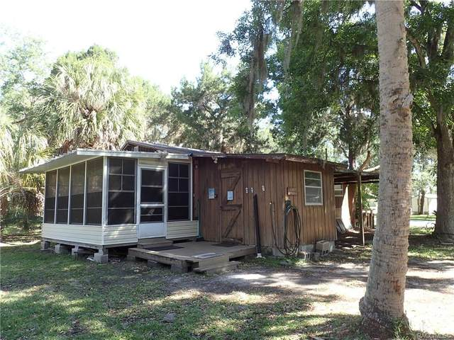 2216 S Ferndell Point, Crystal River, FL 34429 (MLS #800898) :: Plantation Realty Inc.
