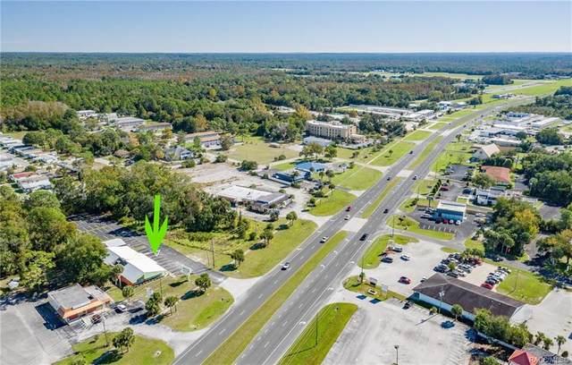 1935 SE U.S. 19 Highway, Crystal River, FL 34429 (MLS #800928) :: Plantation Realty Inc.