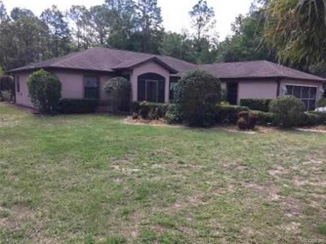 3805 SW Soundview Drive, Dunnellon, FL 34431 (MLS #800940) :: Plantation Realty Inc.