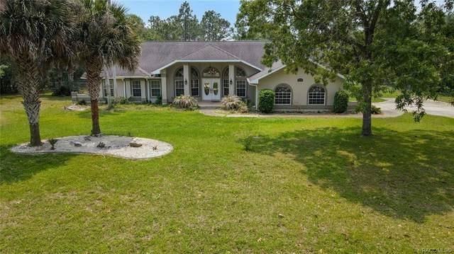 4395 N Deckwood Drive, Beverly Hills, FL 34465 (MLS #800952) :: Plantation Realty Inc.