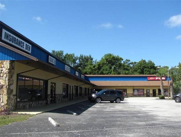 5452 S Oakridge Drive, Homosassa, FL 34448 (MLS #800965) :: Plantation Realty Inc.