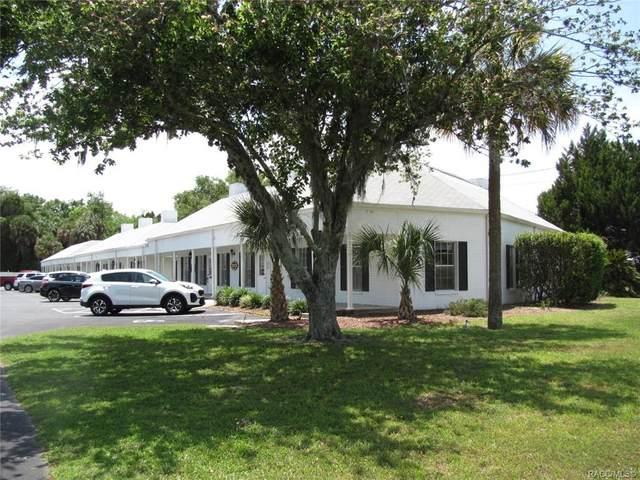 9030 W Fort Island Trail Trail, Crystal River, FL 34429 (MLS #800966) :: Plantation Realty Inc.