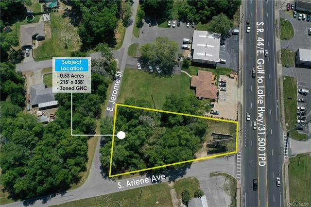 3401 E Gulf To Lake Highway, Inverness, FL 34453 (MLS #801105) :: Plantation Realty Inc.