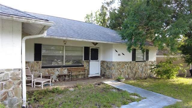 86 Sj Kellner Boulevard, Beverly Hills, FL 34465 (MLS #801140) :: Plantation Realty Inc.