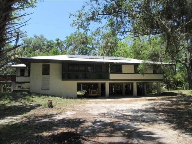 12805 W Foss Groves Path, Inglis, FL 34449 (MLS #801156) :: Plantation Realty Inc.