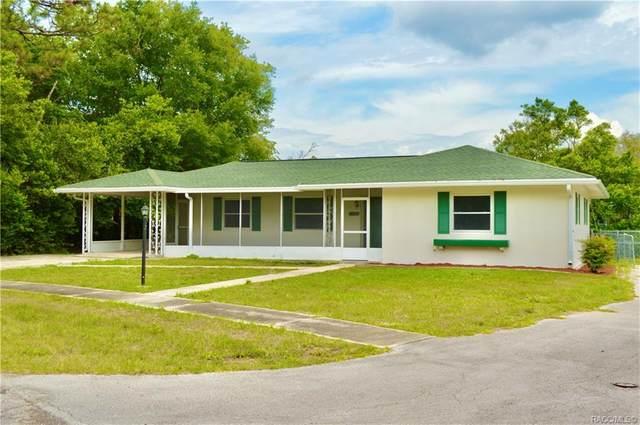 2059 W Argus Place, Citrus Springs, FL 34434 (MLS #801166) :: Plantation Realty Inc.