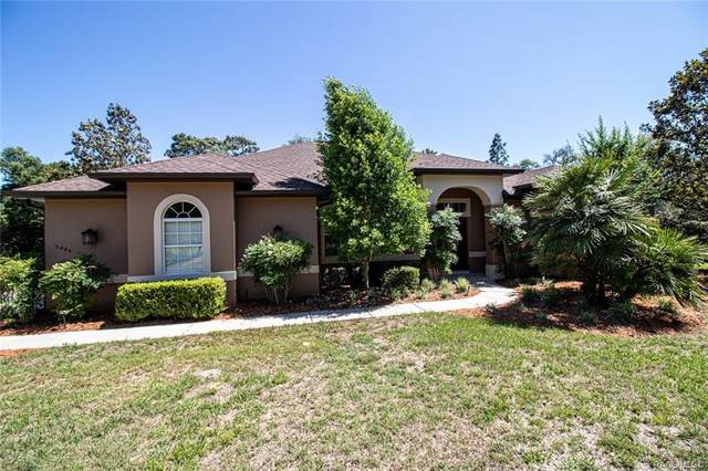 5494 N Rosedale Circle, Beverly Hills, FL 34465 (MLS #801184) :: Plantation Realty Inc.