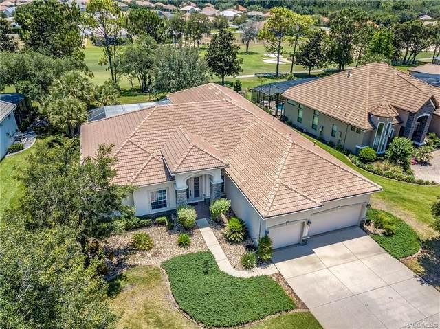 1404 Double Eagle Court, Hernando, FL 34442 (MLS #801192) :: Pristine Properties