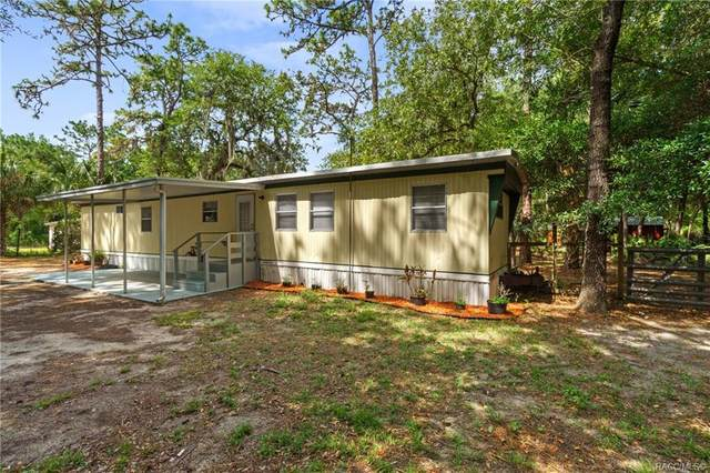 1364 S Highcliff Point, Homosassa, FL 34448 (MLS #801198) :: Plantation Realty Inc.